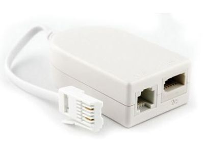 Pudney ADSL2+ ABD VDSL Phone Line Filter
