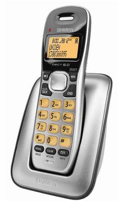 Uniden DECT1715 Digital DECT Cordless Single