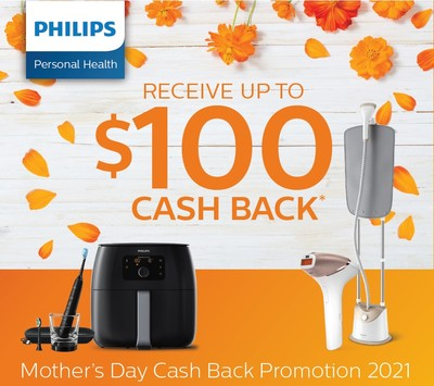 Philips mpothers day promo 2021